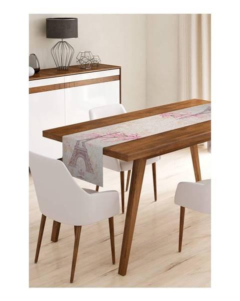 Minimalist Cushion Covers Behúň na stôl z mikrovlákna Minimalist Cushion Covers Paris, 45×145 cm