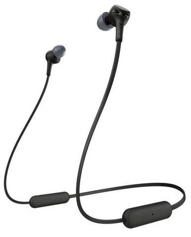 Slúchadlá Sony Wixb400b čierna