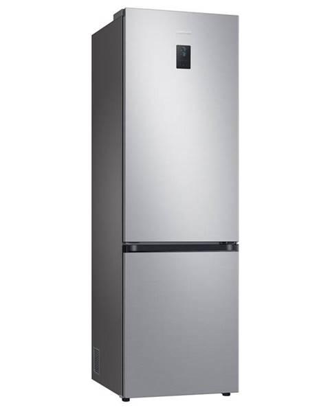 Samsung Kombinácia chladničky s mrazničkou Samsung Rb36t675csa/EF strieborn