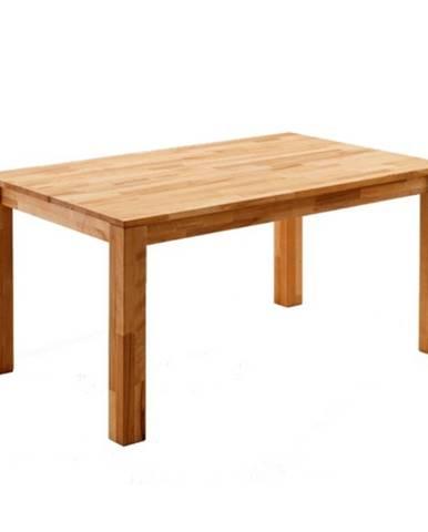 Jedálenský stôl PAUL dub divoký, 140 cm, bez rozkladu
