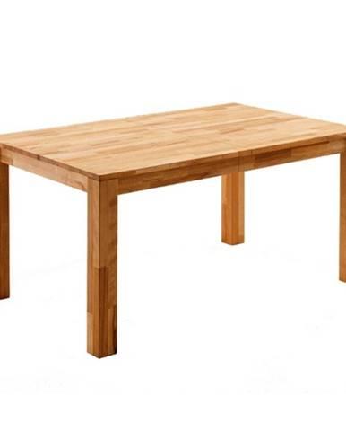 Jedálenský stôl PAUL dub divoký, 200 cm, rozkladací