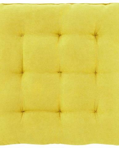 Sedací Vankúš Nizza, 40/40cm, Žltá