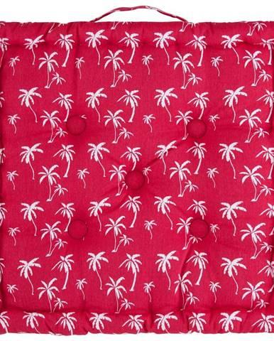Sedák Na Stoličku Lady Palms, 40/40cm, Ružová