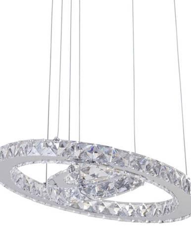 Led Závesná Lampa Forli 100-150cm, 24 Watt