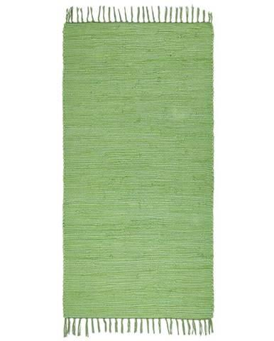 Plátaný Koberec Julia 2, 70/130cm, Sv. Zelená