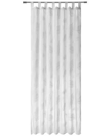 Záves S Pútkami Farina, 140/245 Cm
