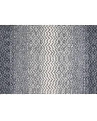 Zošívaný Koberec Malta 1, 70/140cm, Sivá