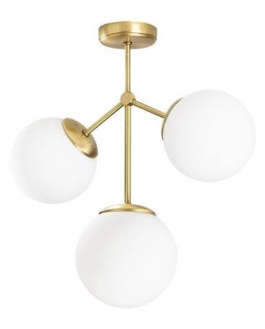 Stropné svietidlo pre 3 žiarovky Opviq lights Damar