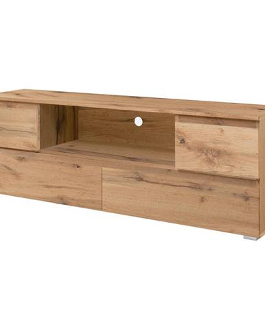 TV stolík IMAGE 18 zlatý dub