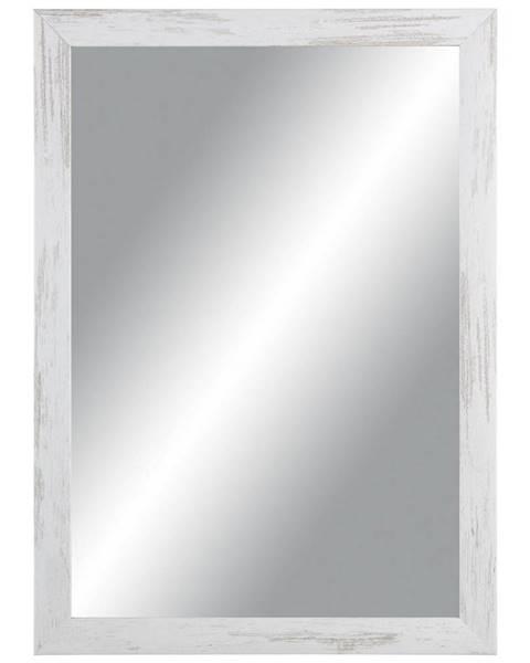 Möbelix Nástenné Zrkadlo Old-White-Heavy