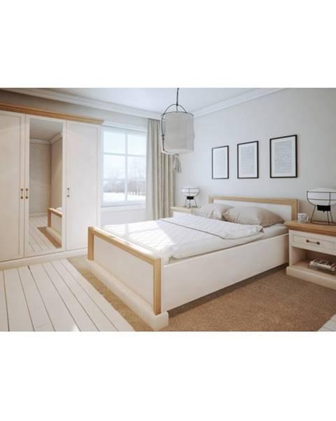 Kondela Tempo Kondela Manželská posteľ ROYAL L1
