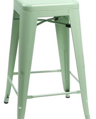 ArtD Barová stolička Paris inšpirovaná Tolix 30