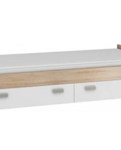 WIP Jednolôžková posteľ KITTY 05 / bez roštu