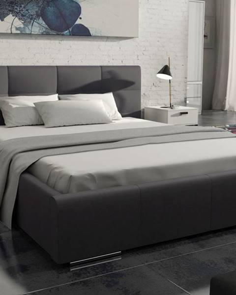 ArtStol ArtStol Manželská posteľ MEDIOLAN 160