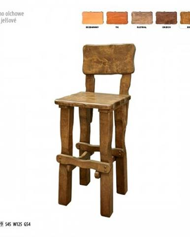 Drewmax Záhradná stolička MO99