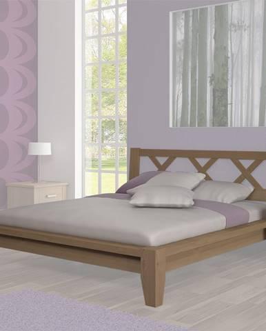 ArtBed Manželská posteľ Paris 160 x 200 cm