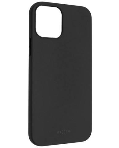 Kryt na mobil Fixed Story na Apple iPhone 12/12 Pro čierny