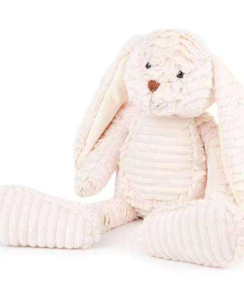 Bellatex BO-MA Trading Plyšový králik dlhý, 54 cm