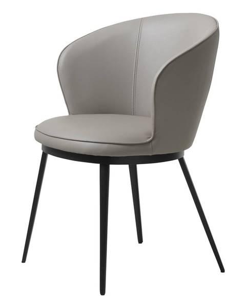 Unique Furniture Sivé kreslo Unique Furniture Gain
