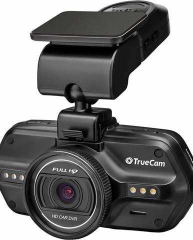 Autokamera TrueCam A5s GPS čierna