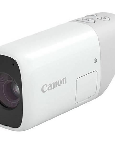 Canon Digitálny fotoaparát Canon PowerShot Zoom sivý/biely