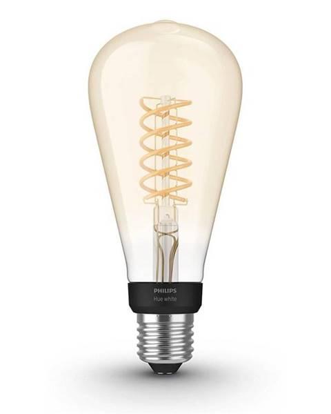 Philips Inteligentná žiarovka Philips Hue Bluetooth Filament, 7W, E27,