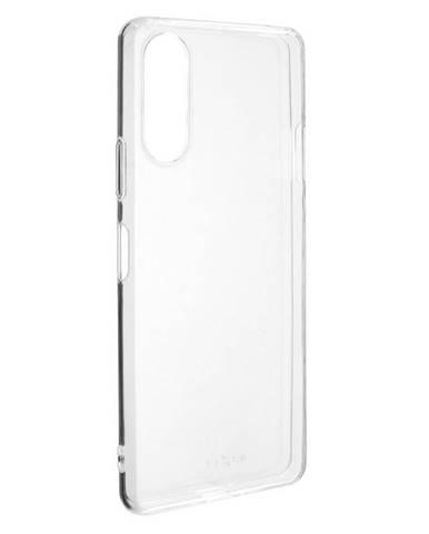 Kryt na mobil Fixed na Sony Xperia 10.II priehľadný