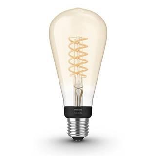 Inteligentná žiarovka Philips Hue Bluetooth Filament, 7W, E27,