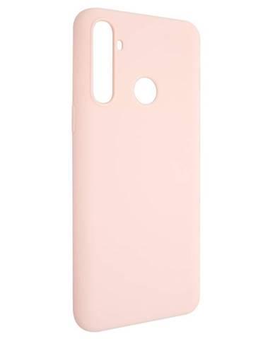 Kryt na mobil Fixed Story na Realme 6i/C3 ružový