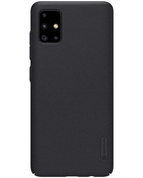 Nillkin Kryt na mobil Nillkin Super Frosted na Samsung Galaxy A51  čierny