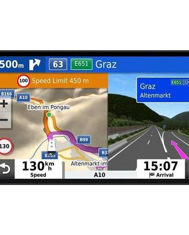 Navigačný systém GPS Garmin Camper 780T-D čierny
