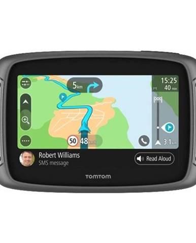 Navigačný systém GPS Tomtom Rider 500, Europe Lifetime mapy