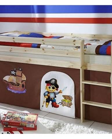 Látkový povlak pre posteľ Keni PIRAT 60950%