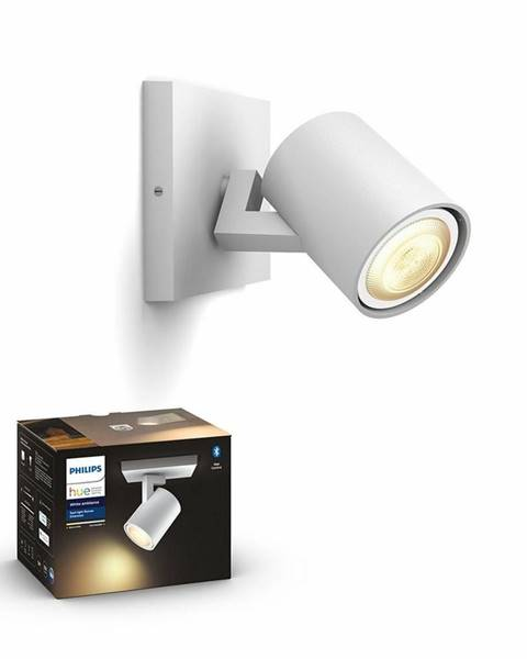 Philips Philips Hue 53090/31 / P9 LED bodové svietidlo Runner 1x5,5W | GU10 | 2200-6500K - Bluetooth, inteligentné