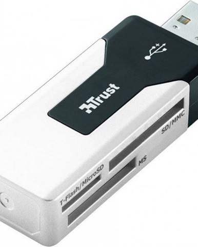 Čítačka TRUST 36-in-1 USB2 Mini Cardreader CR-1350p
