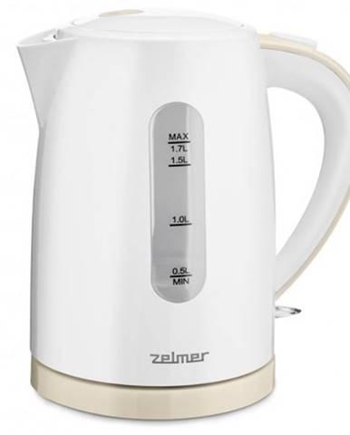 Rýchlovarná kanvica Zelmer ZCK7616I, 1,7l