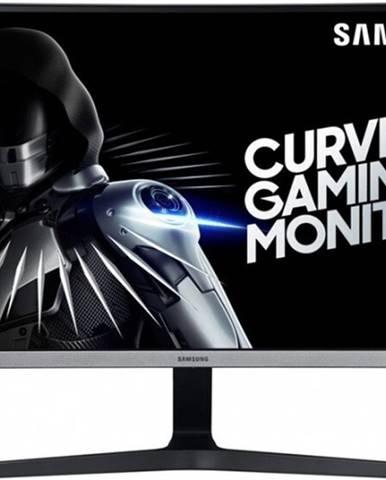 Monitor Samsung C27RG50 + ZDARMA antivirus Bitdefender