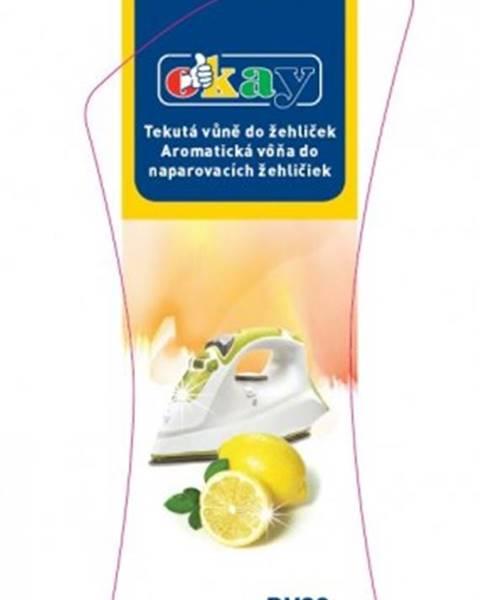 K&M Tekutá vôňa do žehličiek K&M DV02, citrón