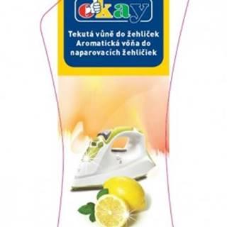 Tekutá vôňa do žehličiek K&M DV02, citrón