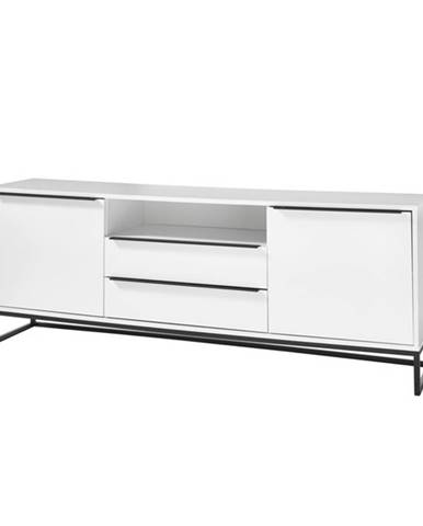 TV stolík LISSY biela