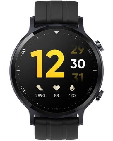 Inteligentné hodinky realme Watch S čierne