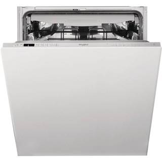 Umývačka riadu Whirlpool WIC 3C33 PFE strieborn