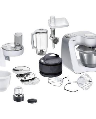 Kuchynský robot Bosch CreationLine MUM58257 biely