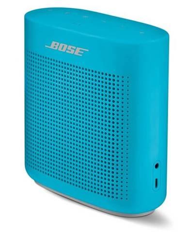 Prenosný reproduktor Bose SoundLink Colour II modrý
