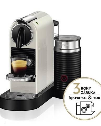 Espresso DeLonghi Nespresso CitiZ&Milk EN267.WAE biele