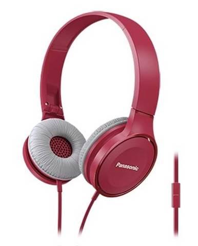 Slúchadlá Panasonic RP-Hf100me-P ružová