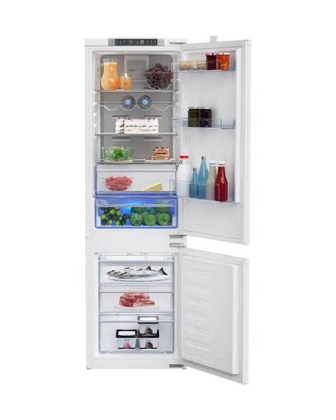 Beko Kombinácia chladničky s mrazničkou Beko Bcna275e4sn biele
