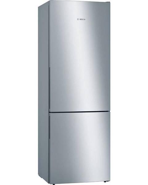 Bosch Kombinácia chladničky s mrazničkou Bosch Serie   6 Kge49aica nerez