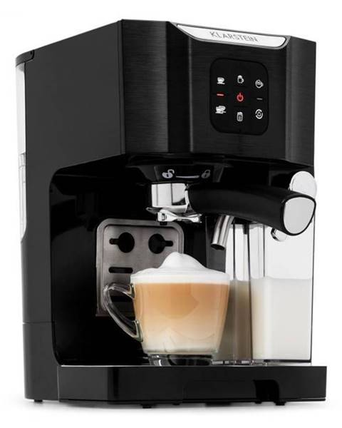 Klarstein Espresso Klarstein BellaVita čierne