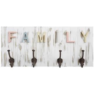 Nástenný Vešiak Family 17